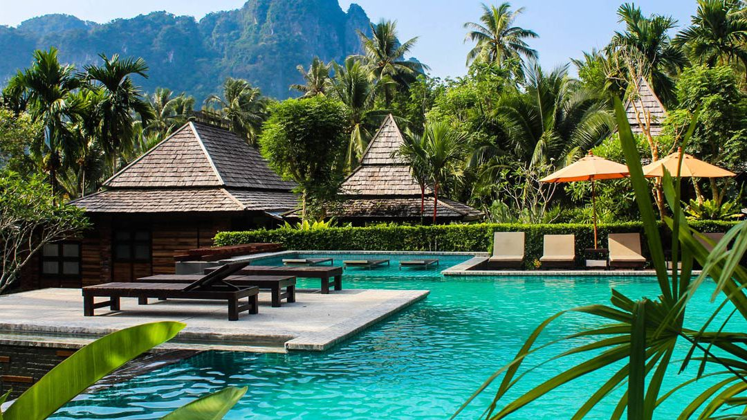 5 Star Thailand with private pool